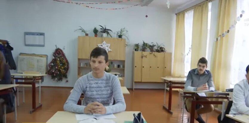 Украинские школьники, коронавирус, карантин в Украине