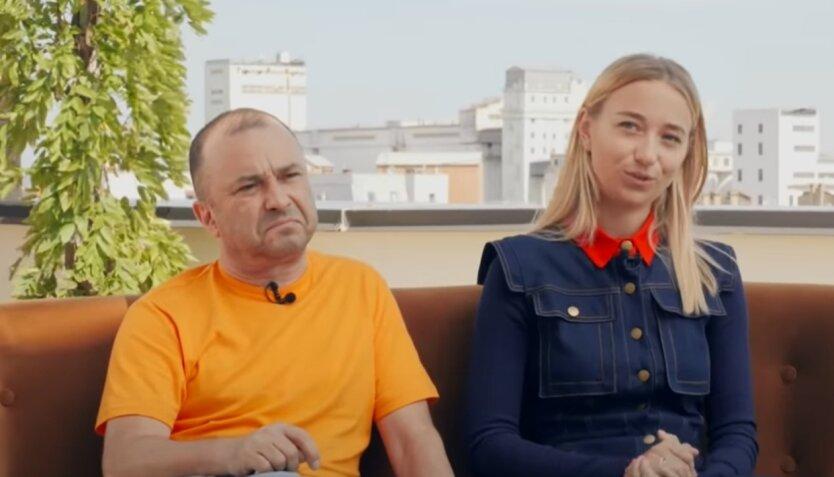 Виктор Павлик, Екатерина Репяхова, сын