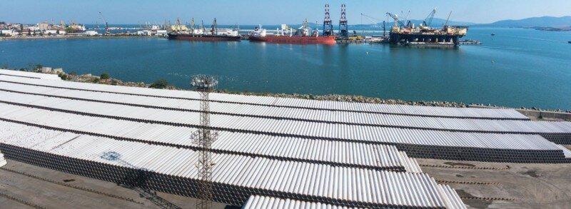 порт Бургаса