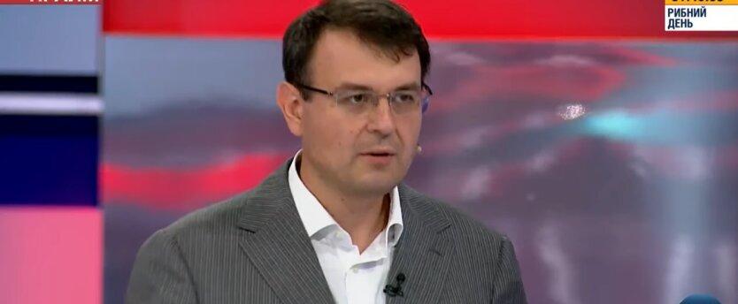 Даниил Гетманцев, налоги в Украине, 2021 год