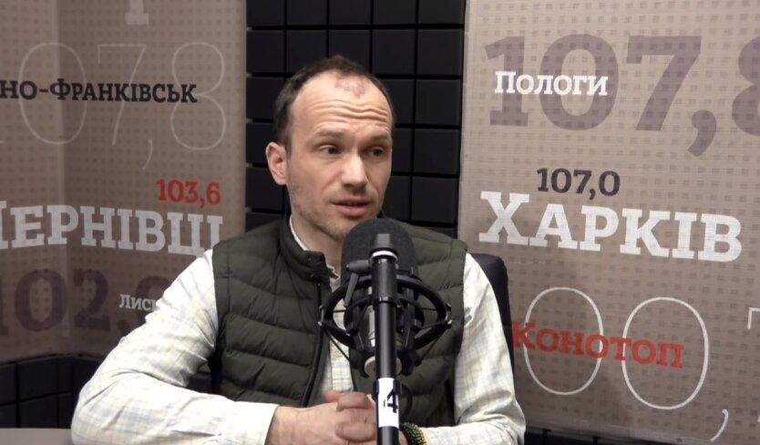 Министр юстиции Украины Денис Малюська, ПриватБанк, Игорь Коломойский