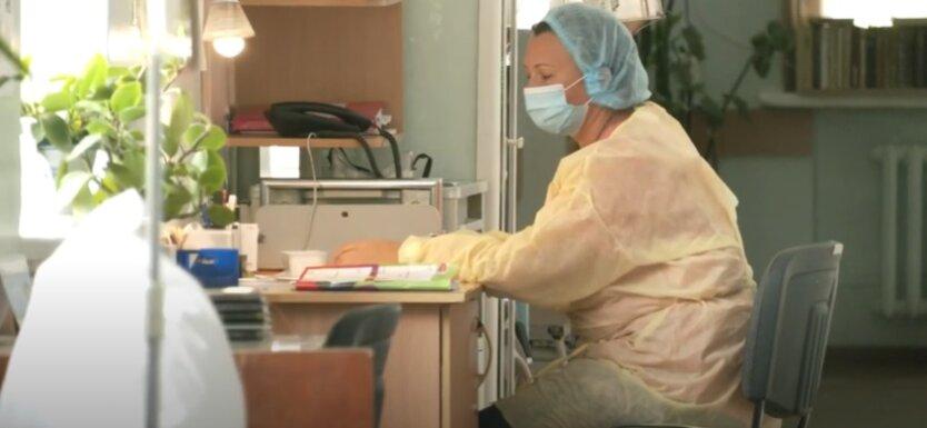 Чернобыльская больница Харькова