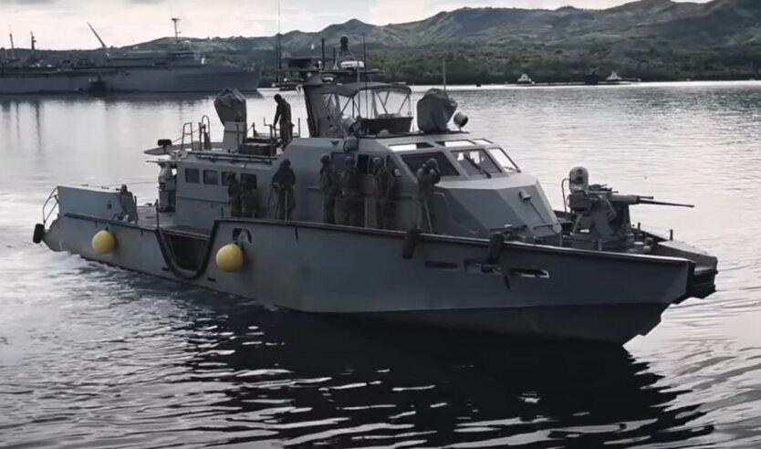 Минобороны США передадут Украине новые боевые катера
