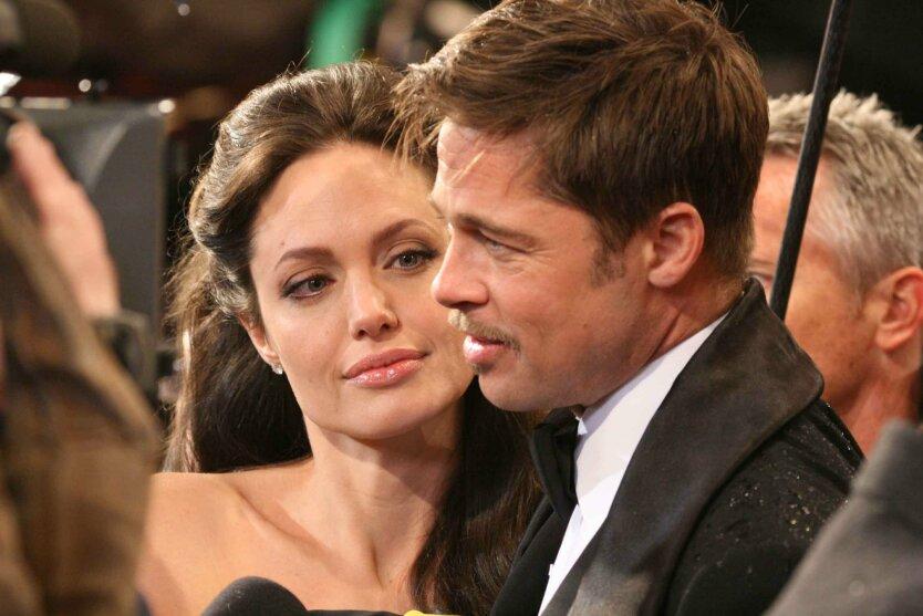 """Анджелина Джоли устроила Брэду Питту грандиозную истерику из-за """"любовницы"""""""