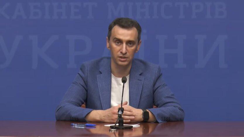 Виктор Ляшко, вакцинация в Украине, Covishield/Astra Zeneca