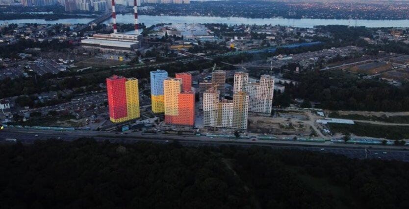 Цены на жилье в Киеве и пригороде