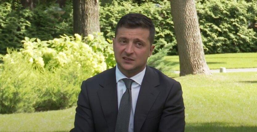 Владимир Зеленский, АМКУ