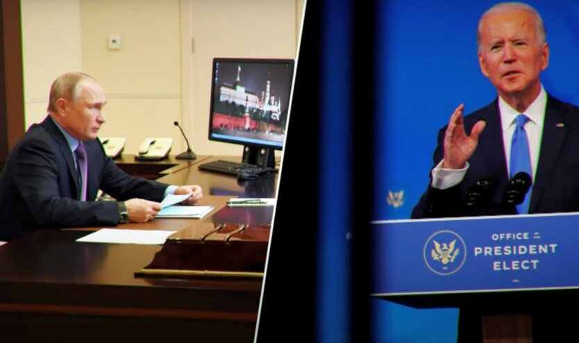 Байден и Путин созвонились