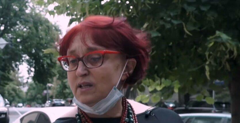 Галина Третьякова,Выступление Владимира Зеленского в Верховной Раде