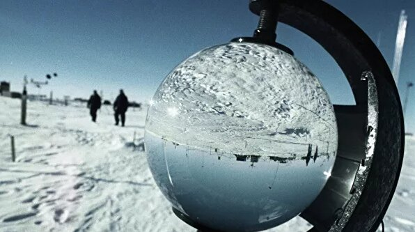 «Передвижной дом» для исследования Антарктиды