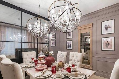 Как купить люстру, идеальную для гостиной?
