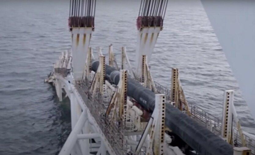 В США ввели дополнительные санкции против «Северного потока-2»