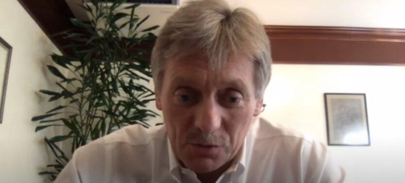 Дмитрий Песков, Донбасс, Владимир Путин