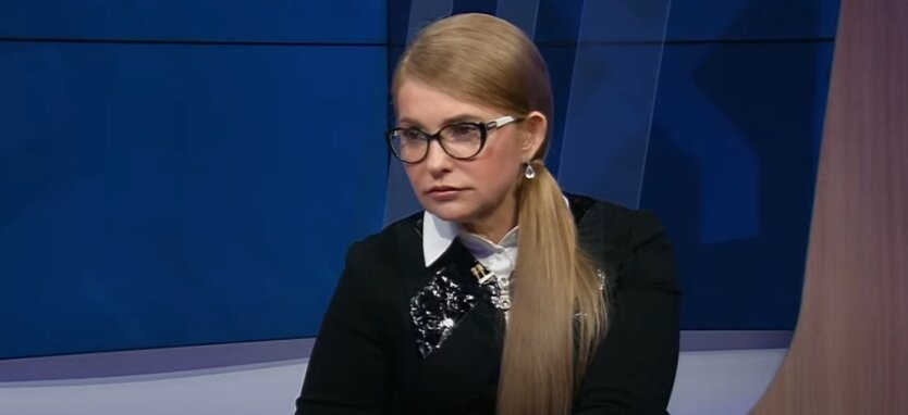 Юлия Тимошенко, коронавирус, COVID-19