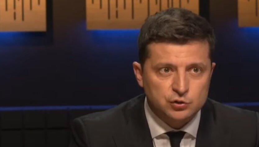 Владимир Зеленский, Крым, Крымская платформа