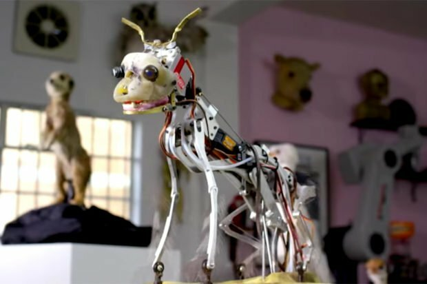 животное-робот