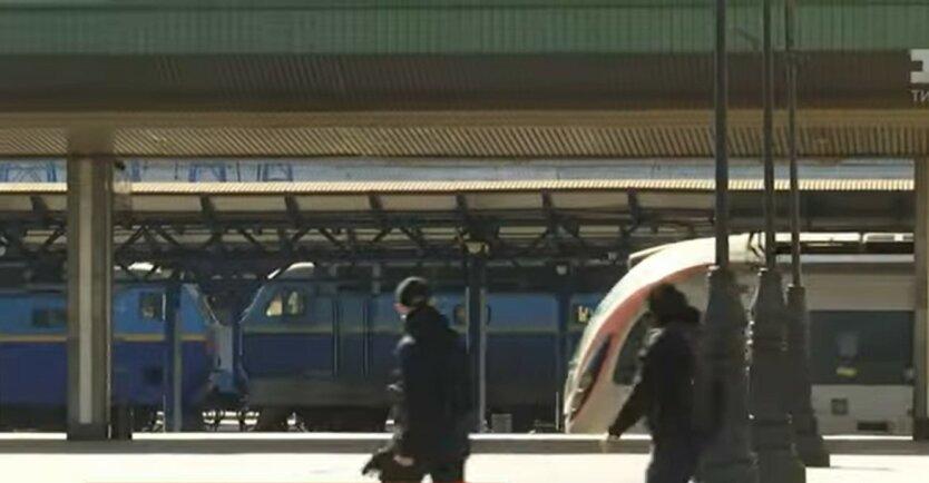 Укрзализныця, работа после карантина, расписание поездов