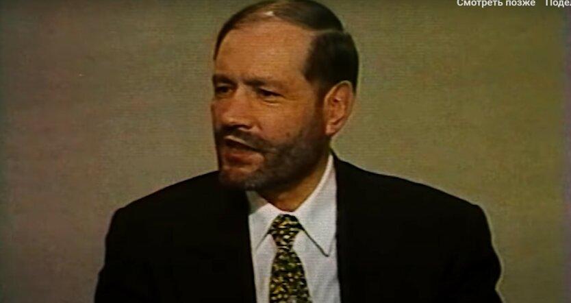 Евгений Щербань, бизнесмен, убитый в 1996 году в аэропорту Донецка