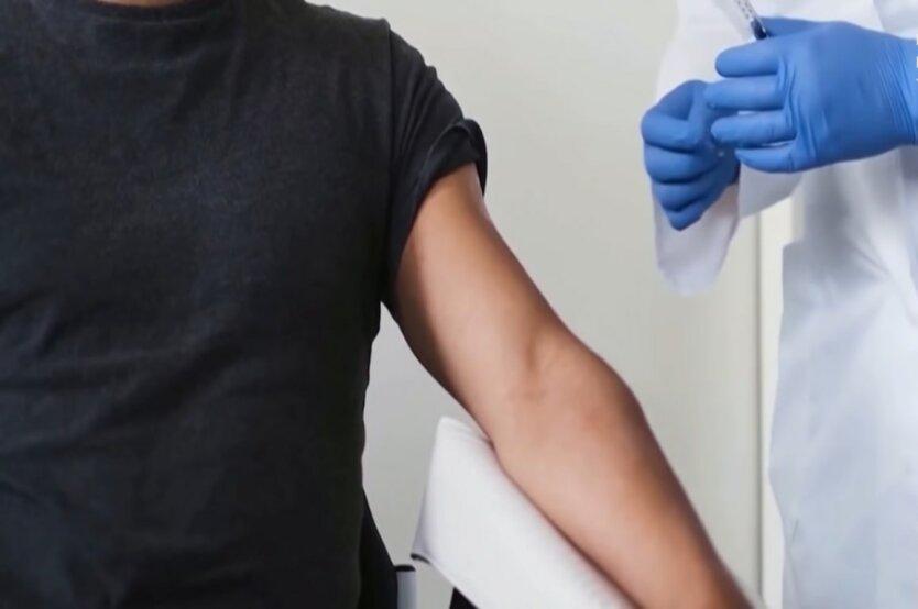 Вакцина от коронавируса, Киев, центры вакцинации
