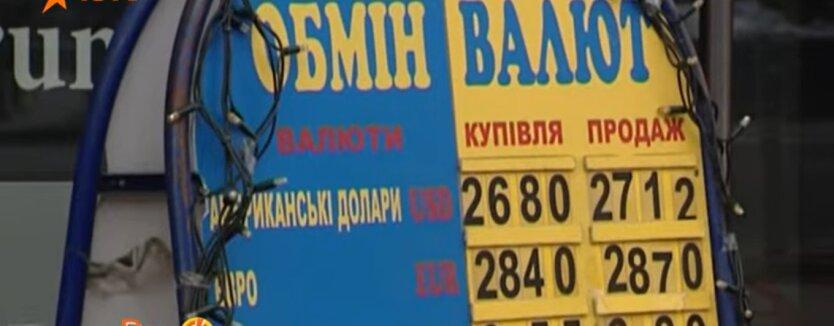Курс валют в Украине, ВВП, МВФ