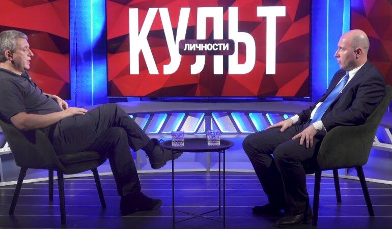 Руслан Бизяев, Юрий Романенко