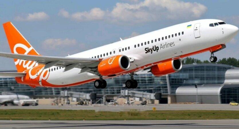 SkyUP Airlines, курорты, рейсы
