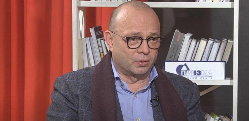 Владимир Грановский, Россия, Донбасс