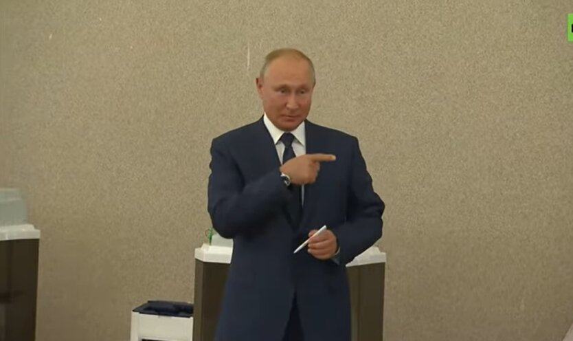 Владимир Путин, референдум, правки к Конституции