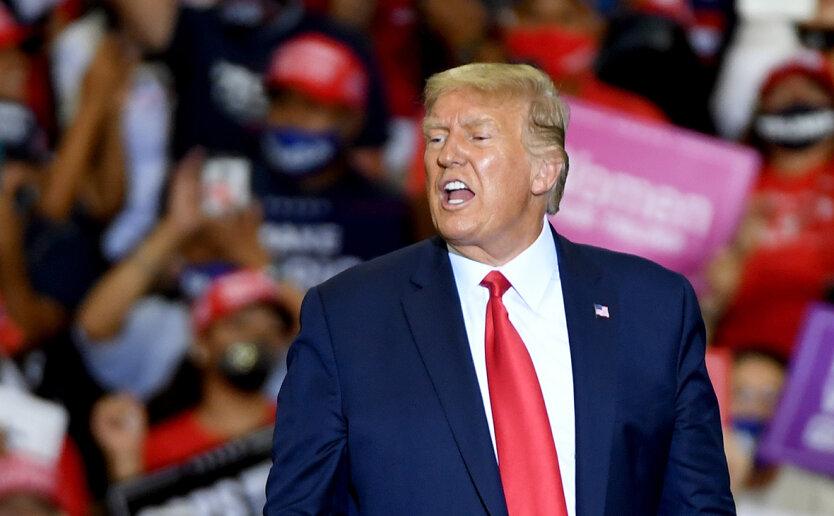 Дональд трамп, президентские выборы в сша