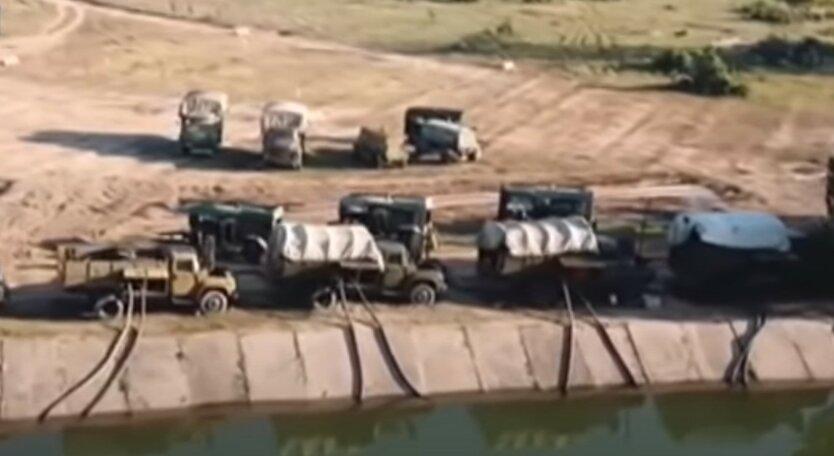 Украина напомнила Путину условие для подачи воды в Крым