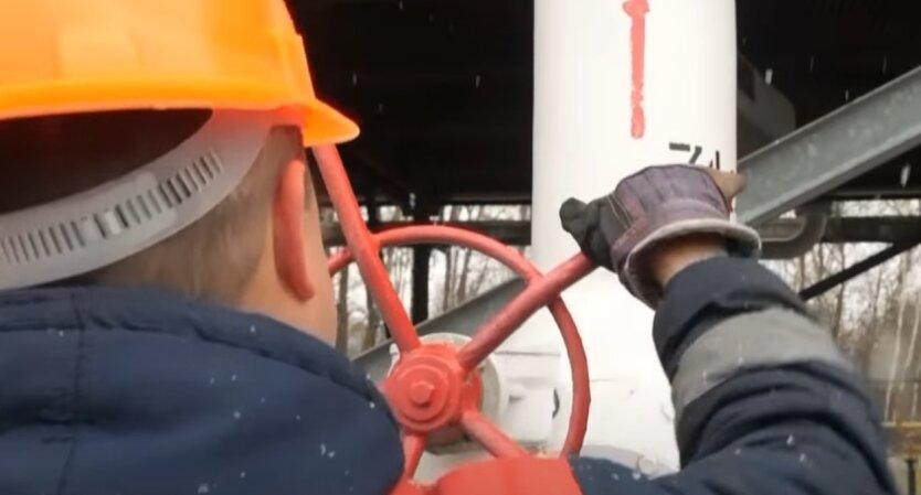 Транзит газа, Газпром, Оператор ГТС