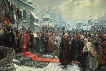 Традиции Гетманщины или корень «единства» народов