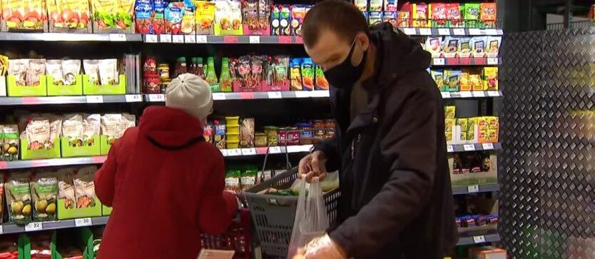 Регулирование цен на продукты в Украине