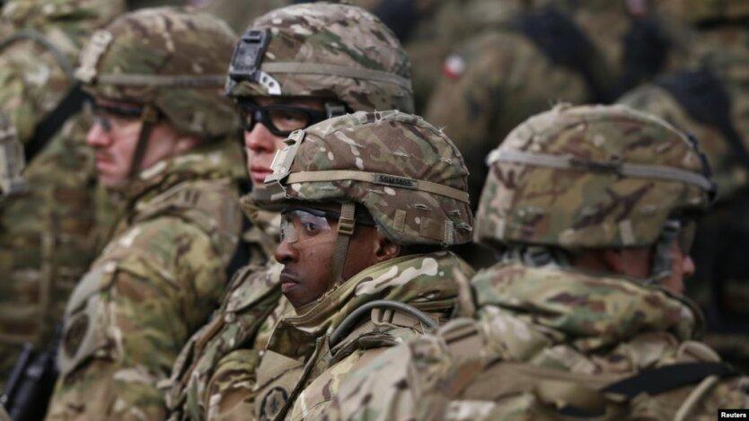 армия США в Польше