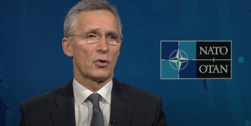 НАТО, Йенс Столтенберг, Владимир Путин, Договор об открытом небе