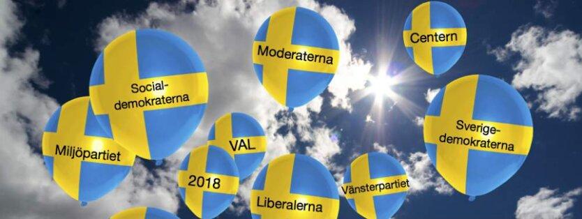 election in sweden