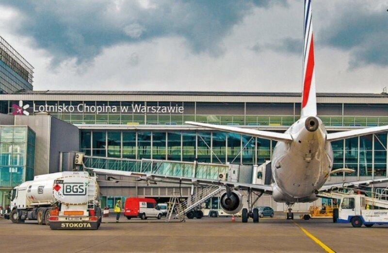 аэропорт_Варшава