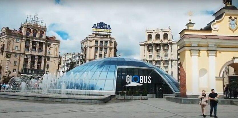 Фонтан в Киеве