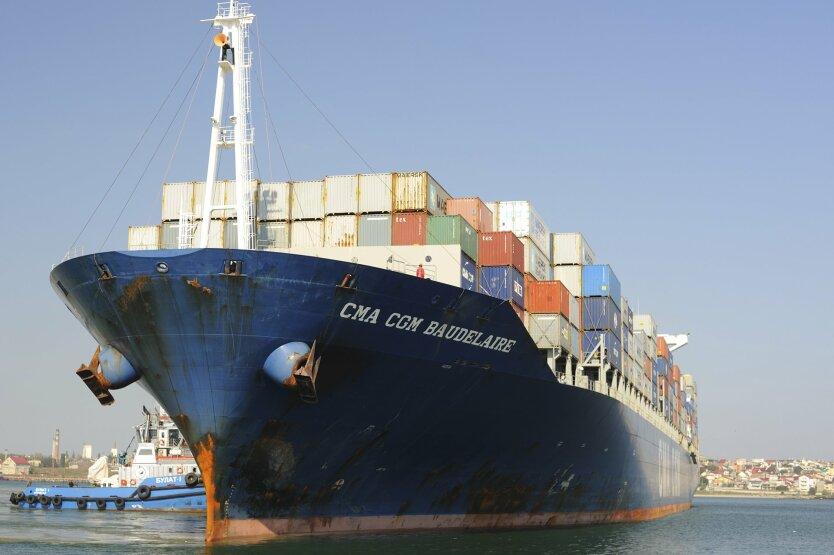 морской торговый порт Черноморск