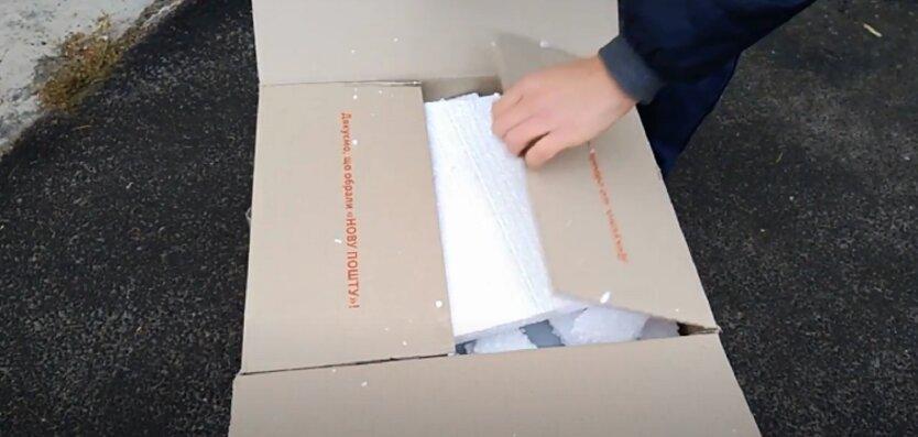 Компенсация за повреждение посылки