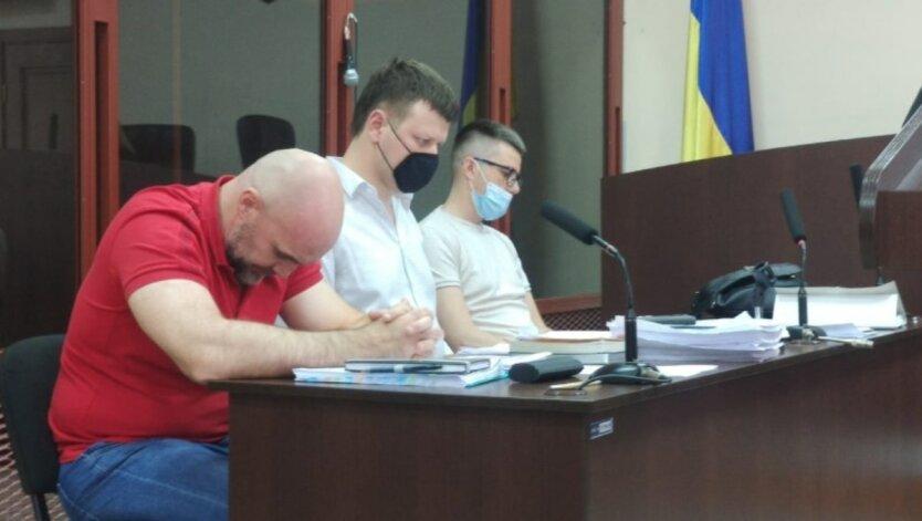 Расследование убийства Екатерины Гандзюк,Владислав Мангер,Екатерина Гандзюк