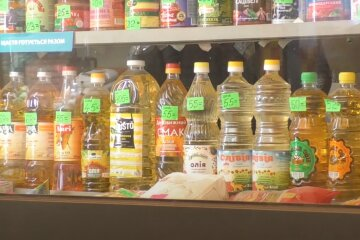 Подсолнечное масло в Украине