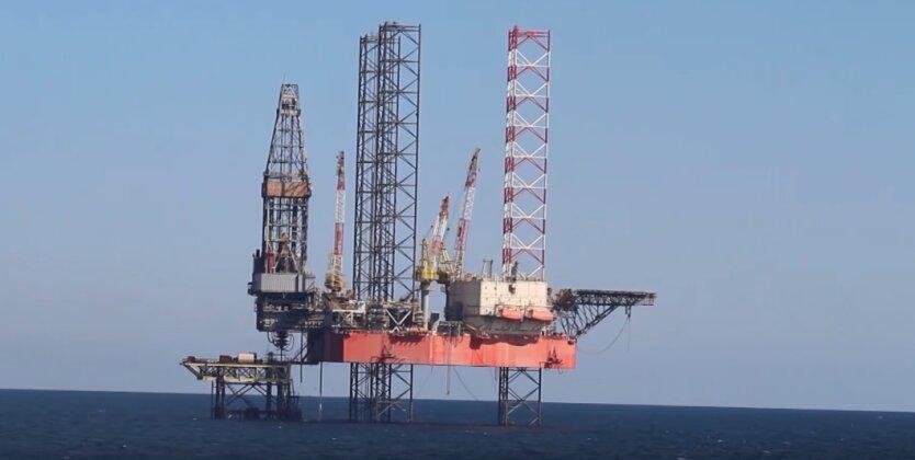 добыча газа в Крыму