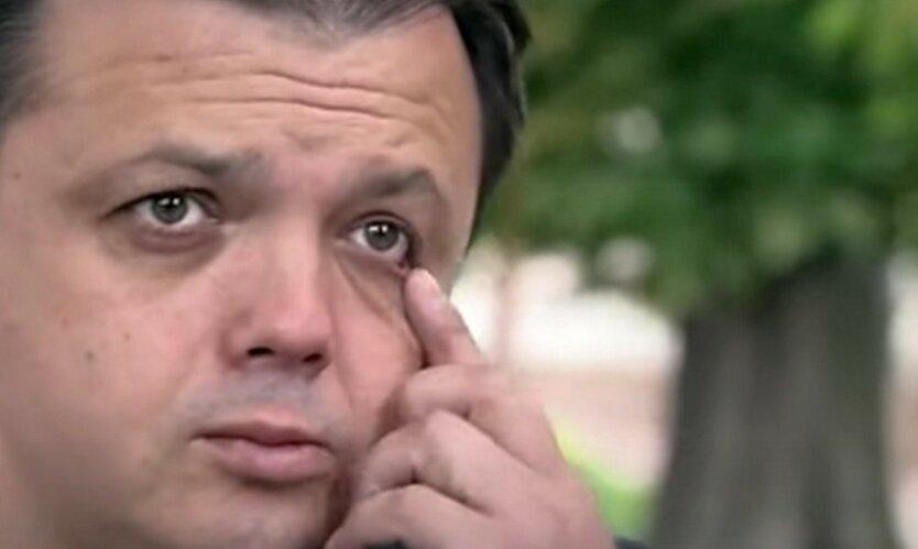 """Суд арестовал Семенченко и """"агента НАБУ"""" Шевченко"""