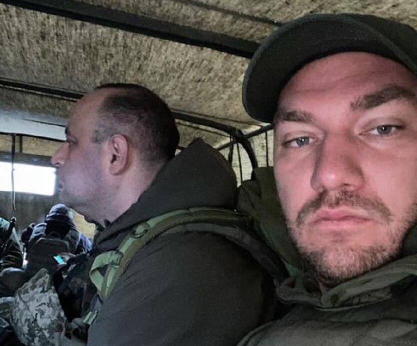 """Депутат """"Слуги народа"""" Алексей Леонов"""