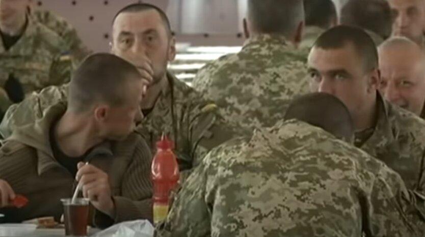 Смерть солдата в воинской части
