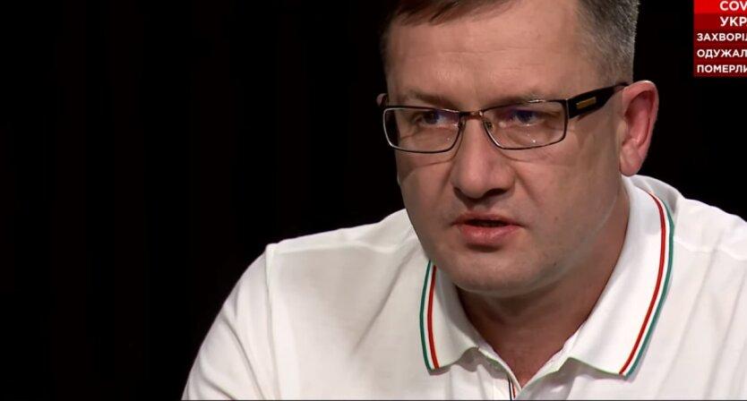 Игорь Уманский, советник Ерака, отставка
