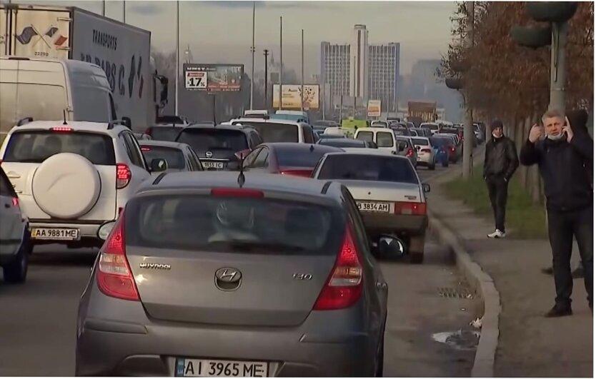 Автомобили в Украине, Новые ПДД в Украине, Ездя с выключенными фарами