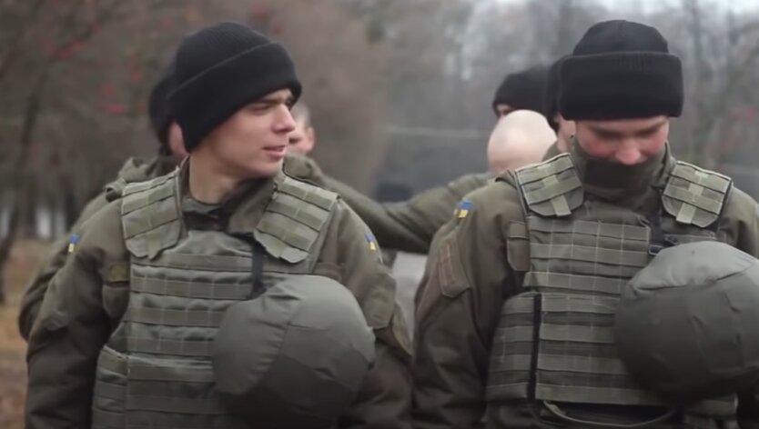 Нацгвардия, военнослужащие, воинская часть