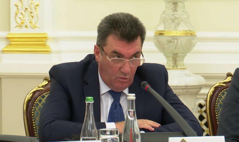 Алексей Данилов, СНБО, Центр национальной координационной устойчивости
